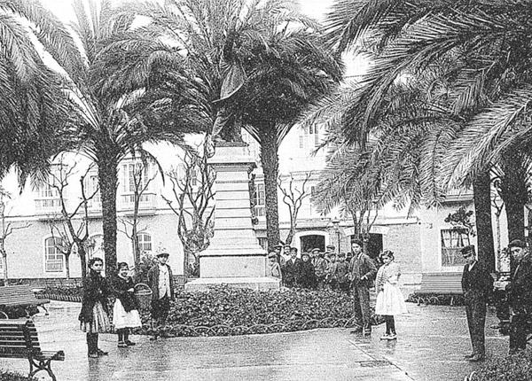 Plaza de Castelar