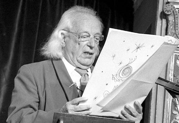Rafael Alberti, premio 'Cervantes'