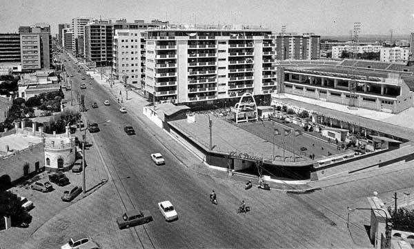Memoria de c diz piscina municipal for Piscina ciudad de cadiz